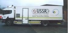 USSR truck